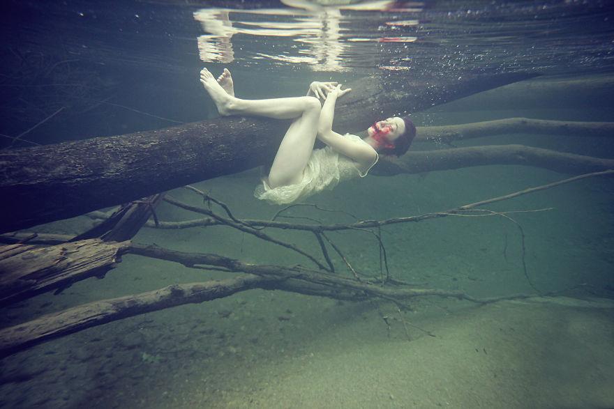 «После наводнения».