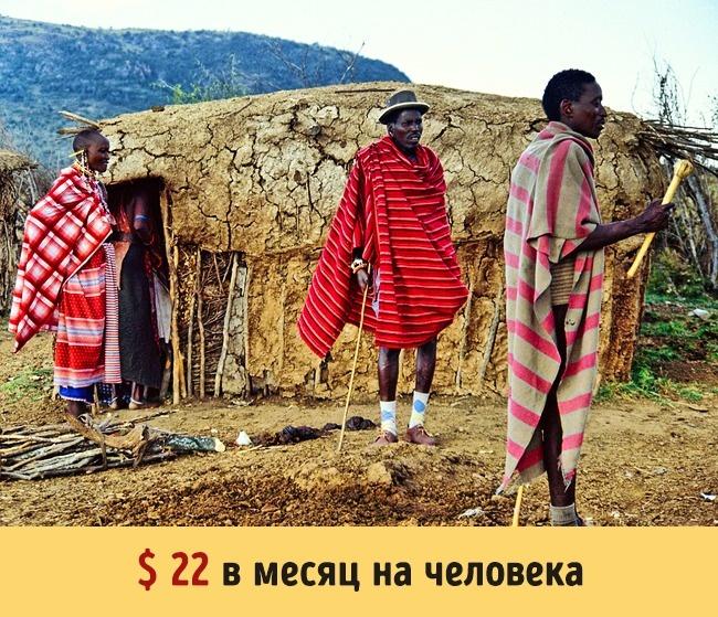 Благодаря некоммерческой организации GiveDirectly 6000 сельских жителей Кении будут получать ежемес