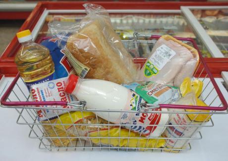 Стоимость минимального продуктового набора снизилась вВолгоградской области