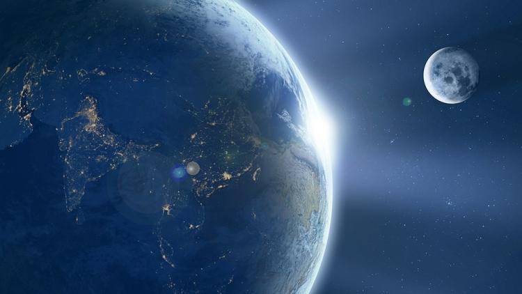 Ученые NASA показали «дыхание Земли»