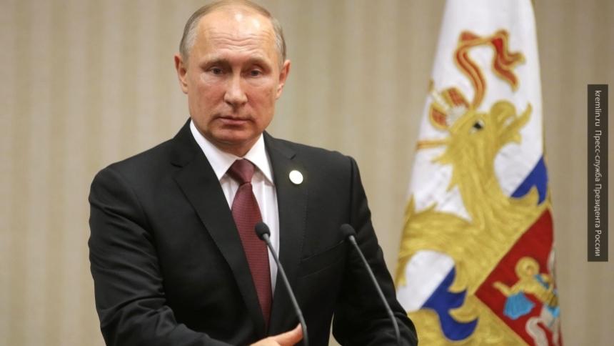 Путин: Наперекредитование регионов направлено 380 млрд руб.