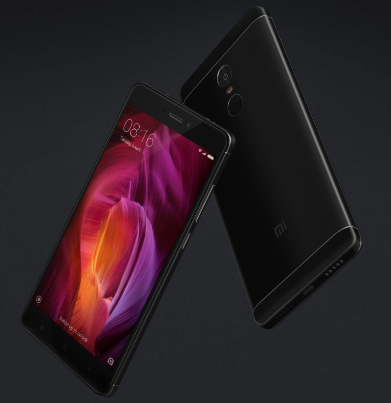 Xiaomi представила Redmi Note 4 соSnapdragon 625
