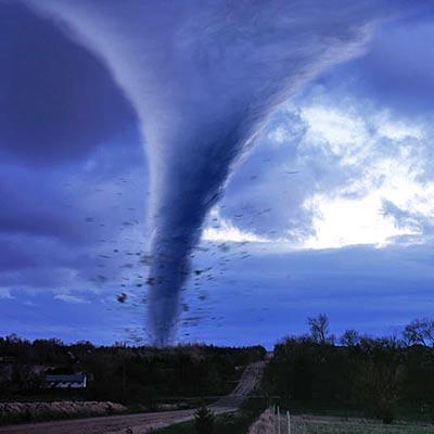 Вштате Луизиана объявлен режимЧП всвязи ссерией торнадо