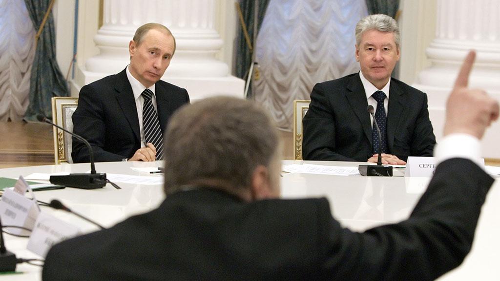 Жириновский: «Путин может передать власть преемнику»