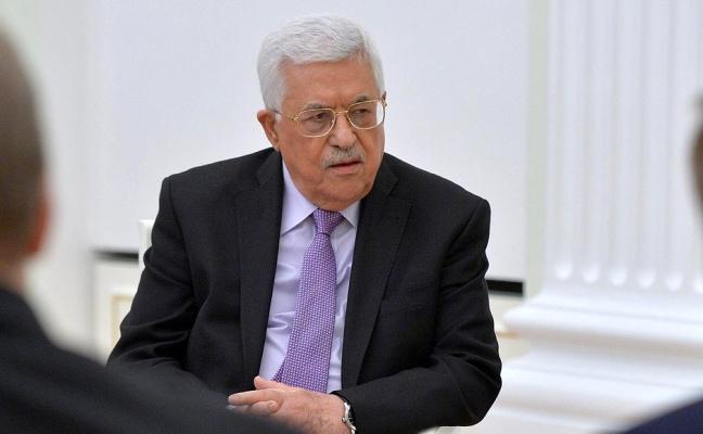 Аббас подтвердил готовность увидеться сНетаньяху вприсутствии сТрампа