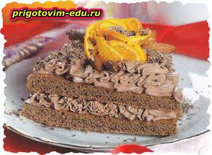 Торт «Мулатка»