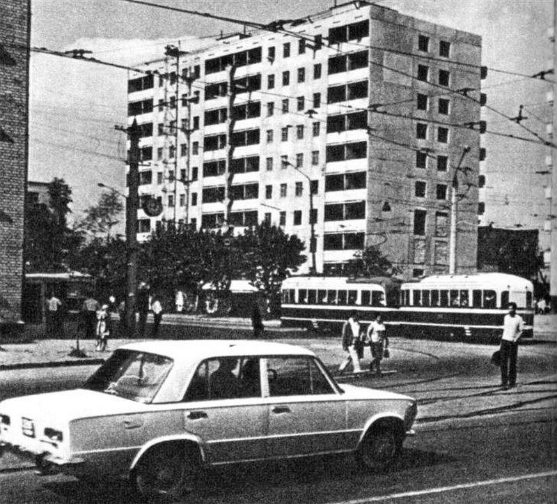 297023 Комсомольский проспект -  улица Горького.jpg