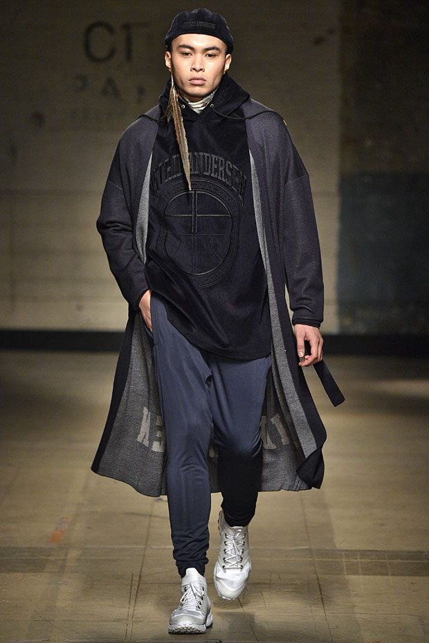 #LCM See All The Looks from ASTRID ANDERSEN AW17 Collection