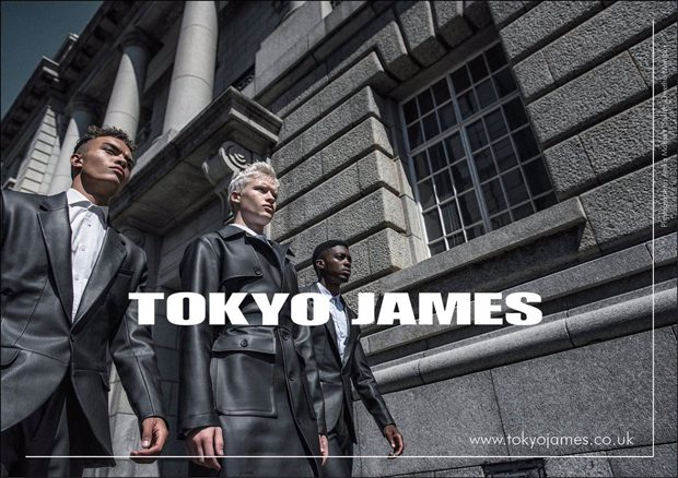 TOKYO JAMES FALL WINTER 2017/18 CAMPAIGN