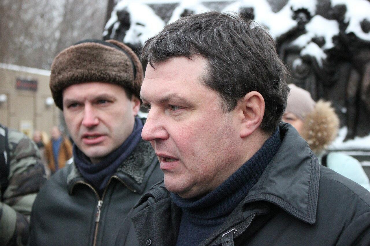 активиста Партии 5 декабря Владимира Залищака
