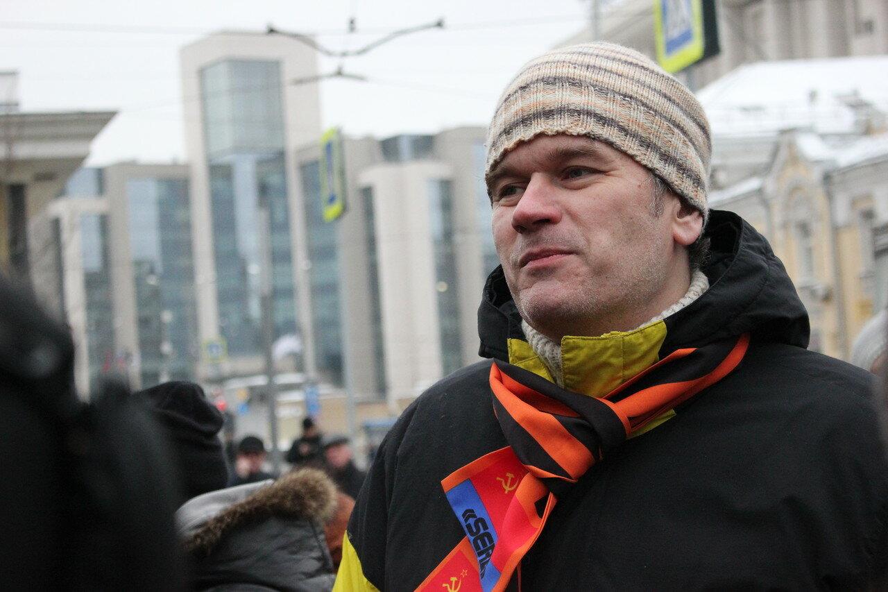 Игорь Бекетов, более известный как Гоша Тарасевич