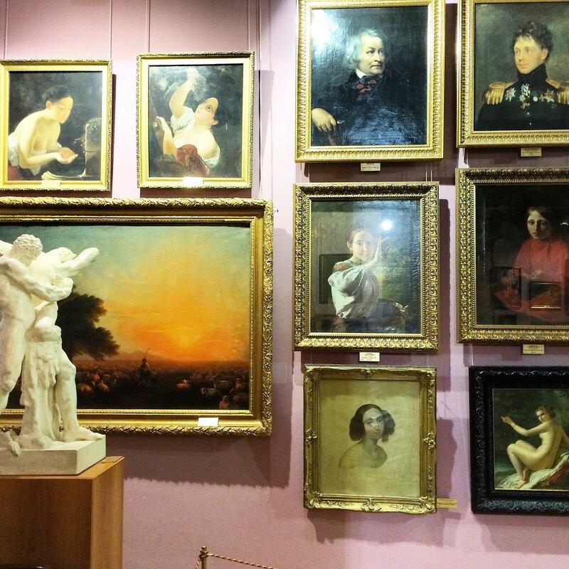 Челябинская картинная галерея