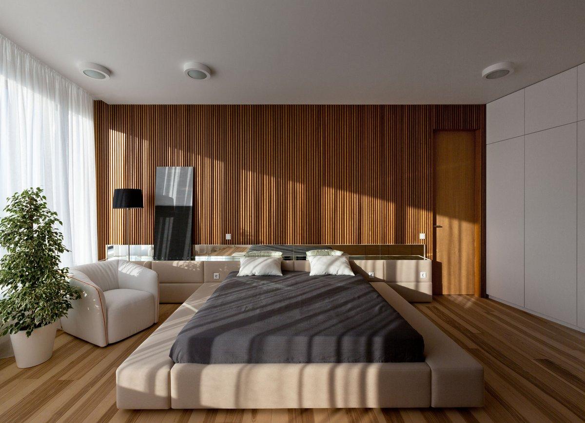 Минималистичный интерьер квартиры в Киеве
