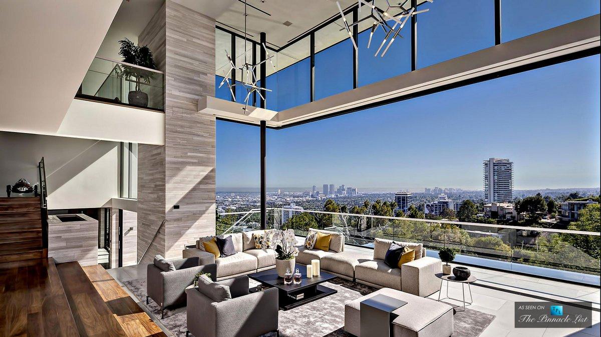 Особняк за 15 миллионов долларов в Лос-Анджелесе