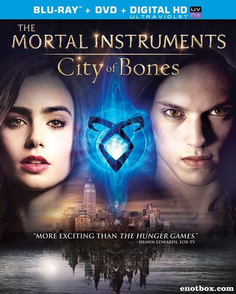 Орудия смерти: Город костей / The Mortal Instruments: City of Bones (2013/BDRip/HDRip)