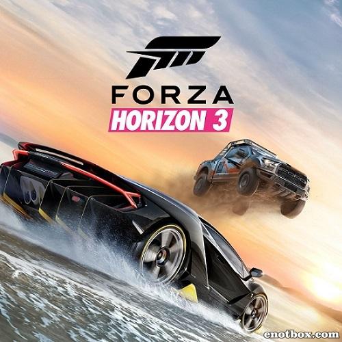 Forza Horizon 3. Standard Edition (2016) PC | Repack от SEYTER | upd. 21.03.2017