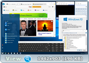 Windows 10 Enterprise 2016 LTSB 14393.351 x86-x64 EN-US PIP