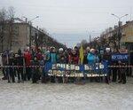 На «Лыжне России» нет побежденных, здесь все - победители