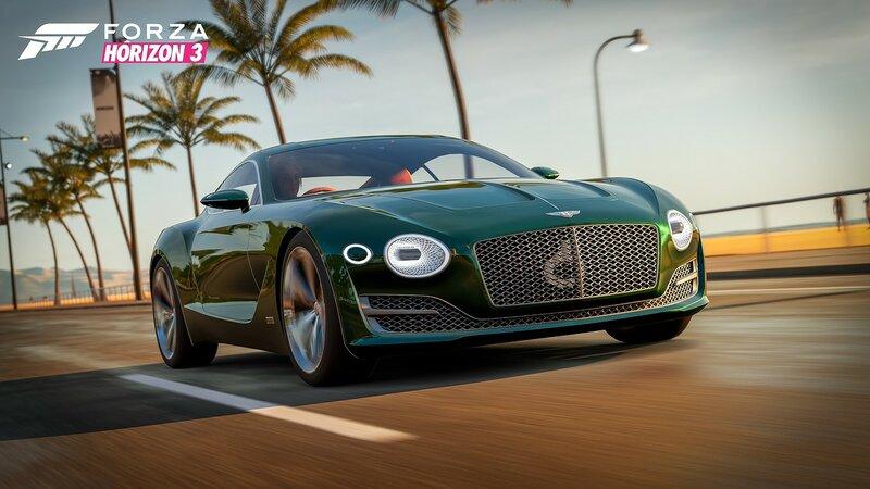 Logitech G Car Pack — новое дополнение для Forza Horizon 3