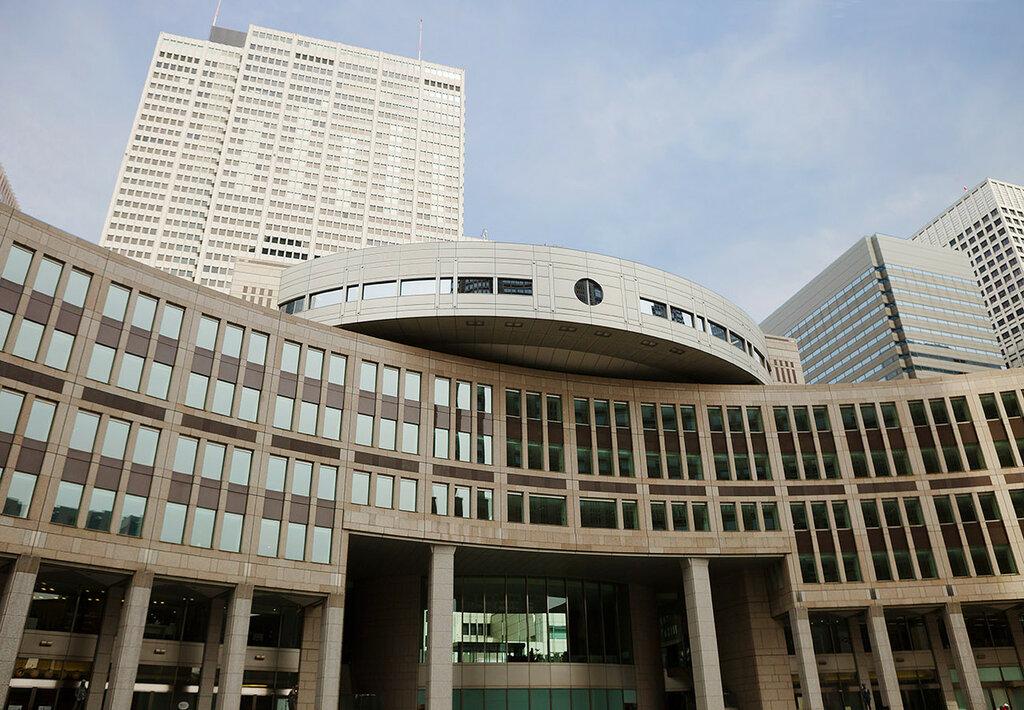 Здание мэрии Токио