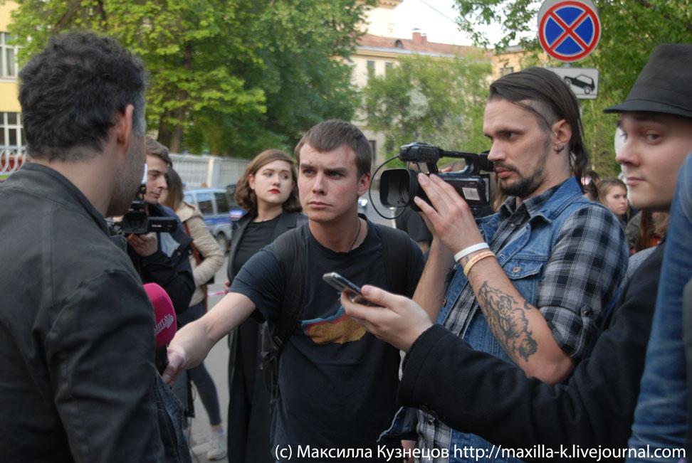 Владимир Роменский crew