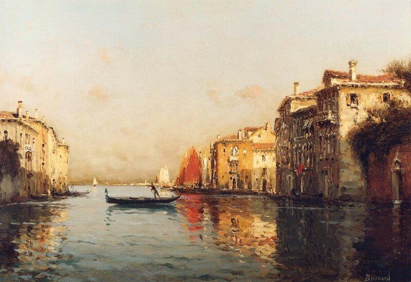 Antoine_Bouvard-sr-The-Grand-Canal-Venice344