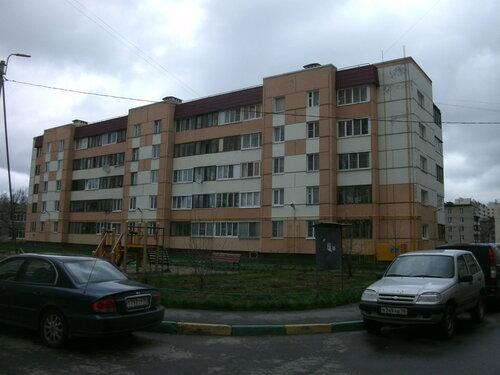 ул. Первого мая 107к2