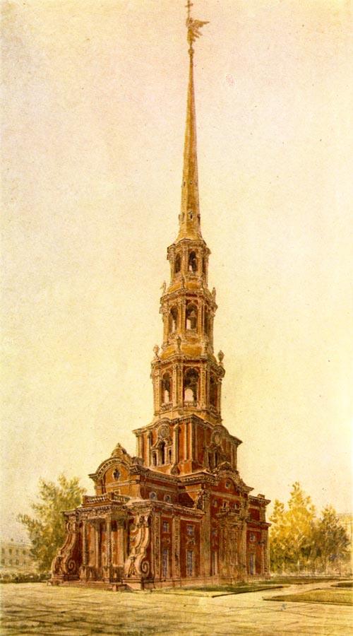 7-8. Меншикова башня (по материалам И. Грабаря).jpg