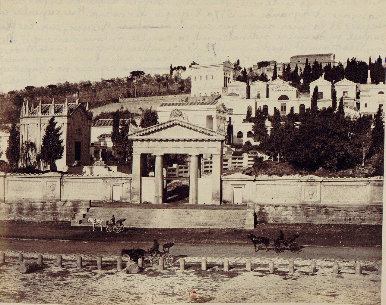 58. Новое кладбище