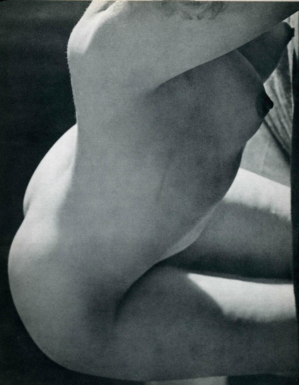 1930-е. Обнаженная