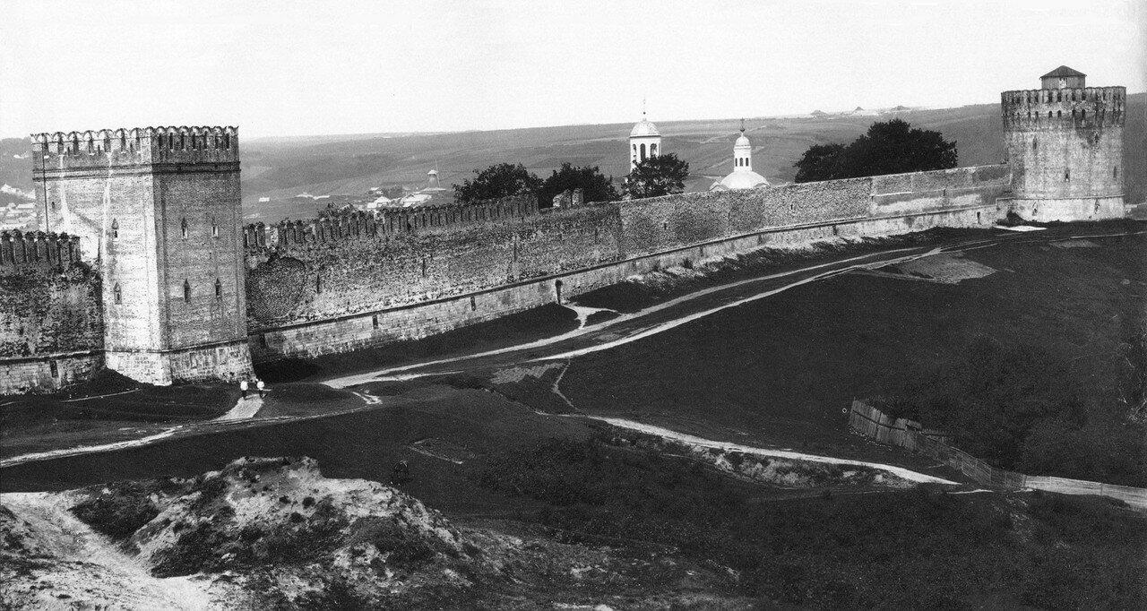 Башни Позднякова и Веселуха. 1890-е.