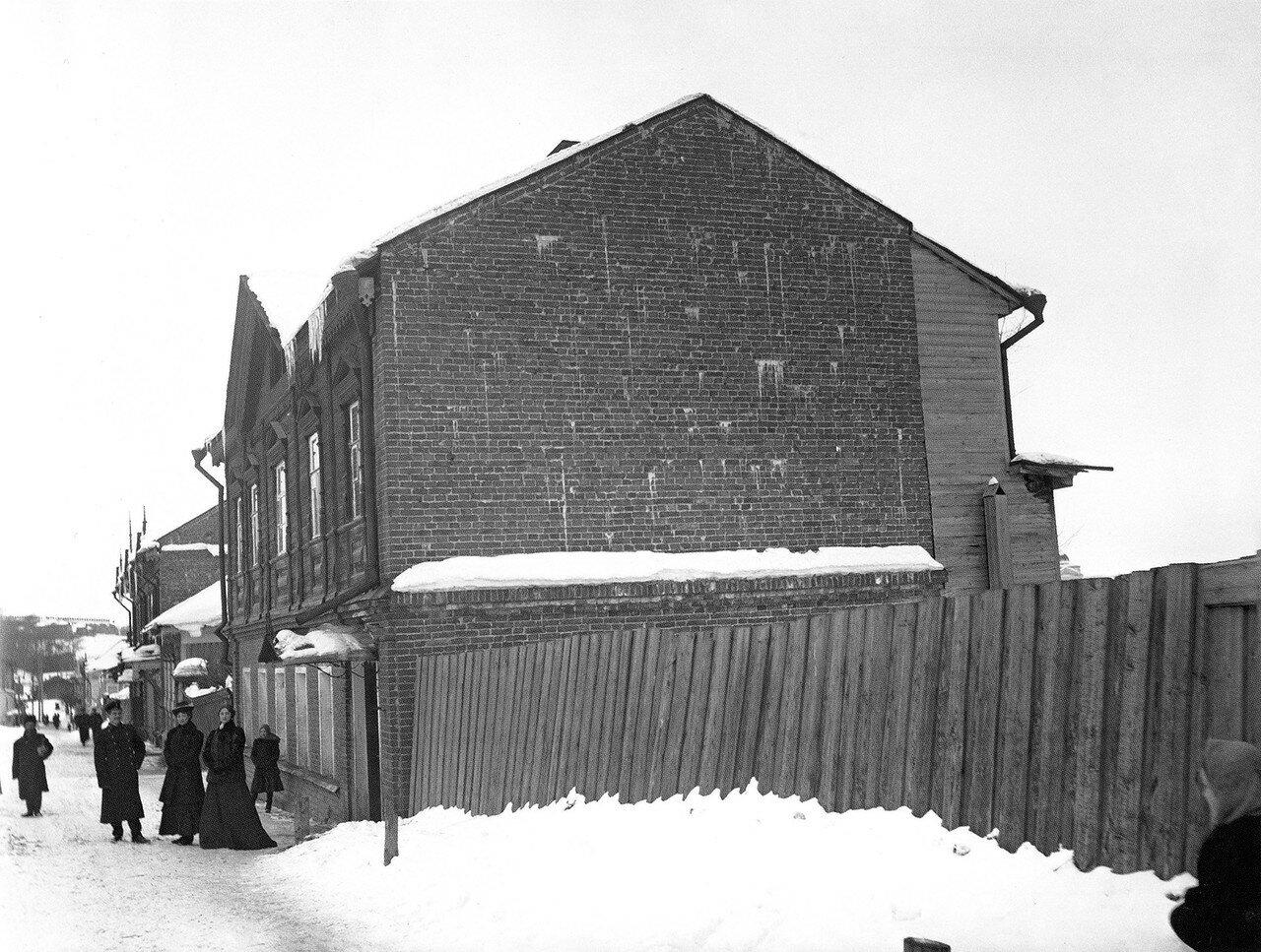 На Богословской улице. 1905