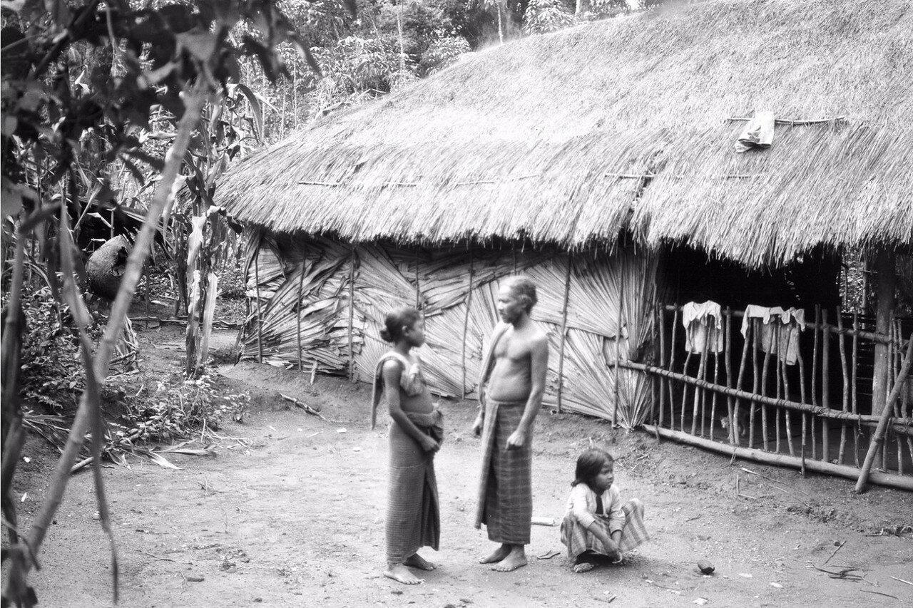 55. Фотография семьи из Медагамы