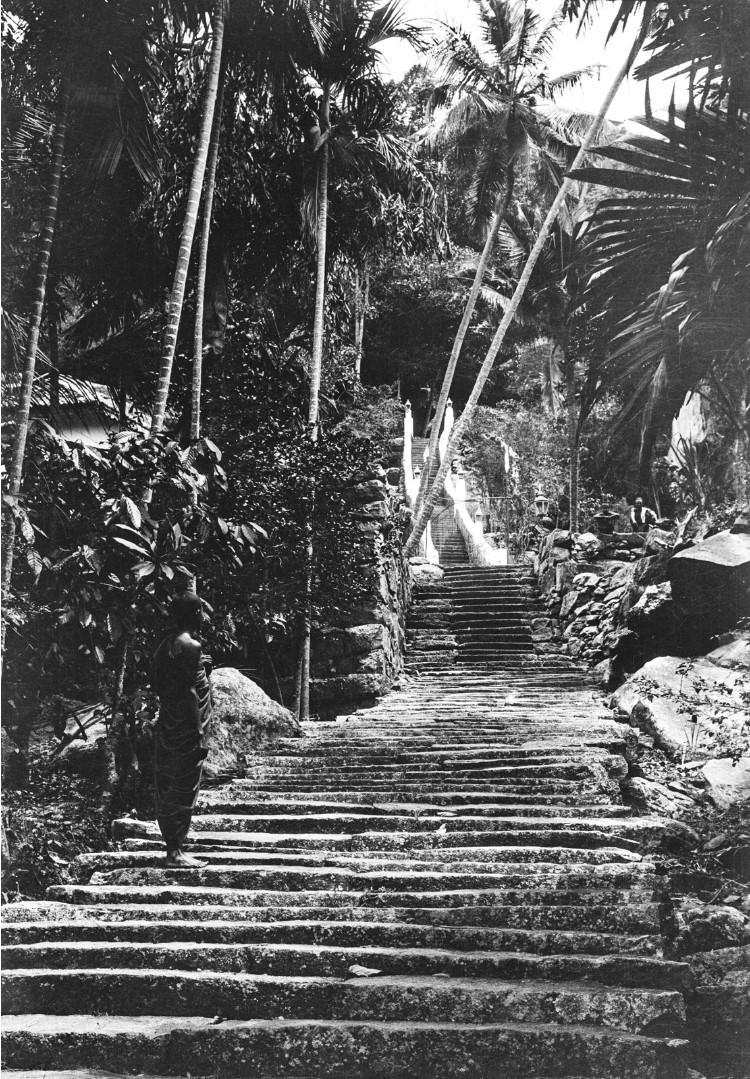 422. Лестница к горному храму