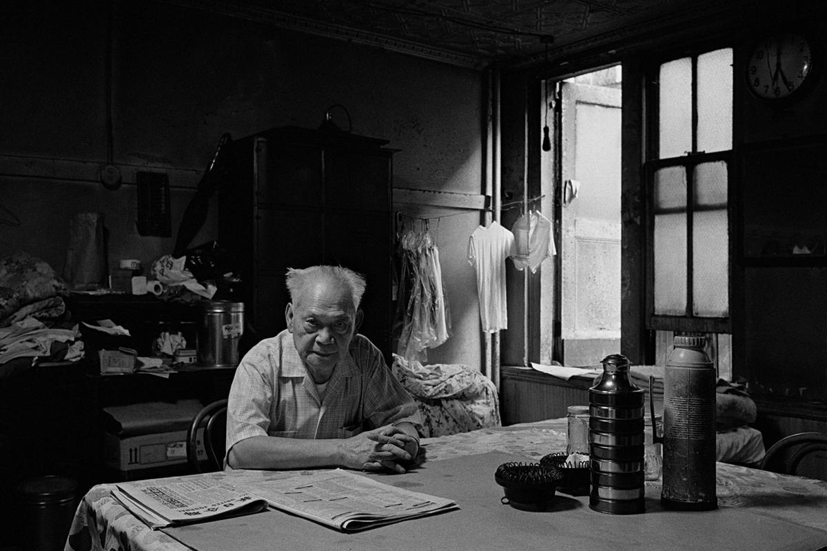 1982. Однокомнатная квартира, Мистер Ын, Байяр-стрит