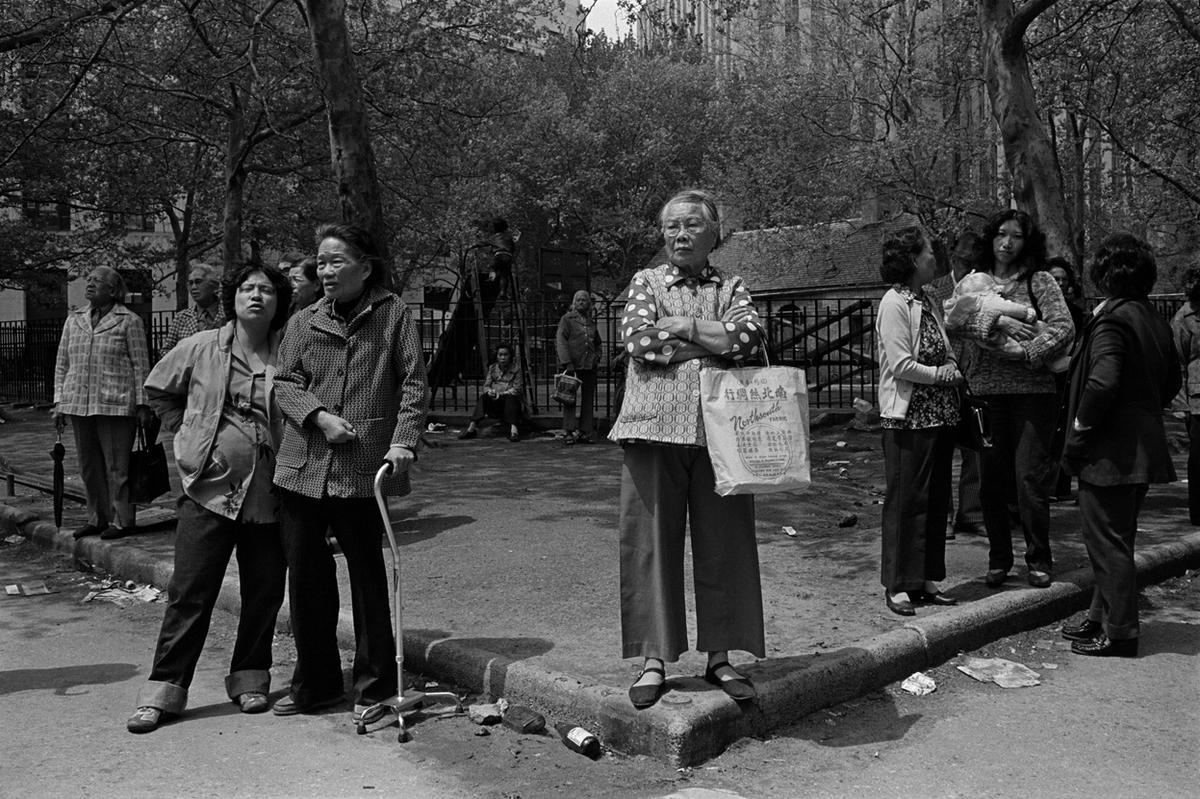 1983. Парк Коламбус