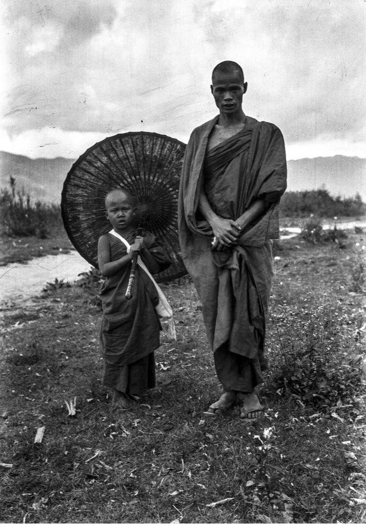 920. Монах и ученик