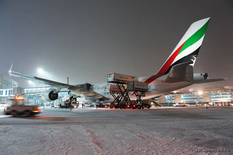 Airbus A380-861 (A6-EDT) Emirates 250_D706764