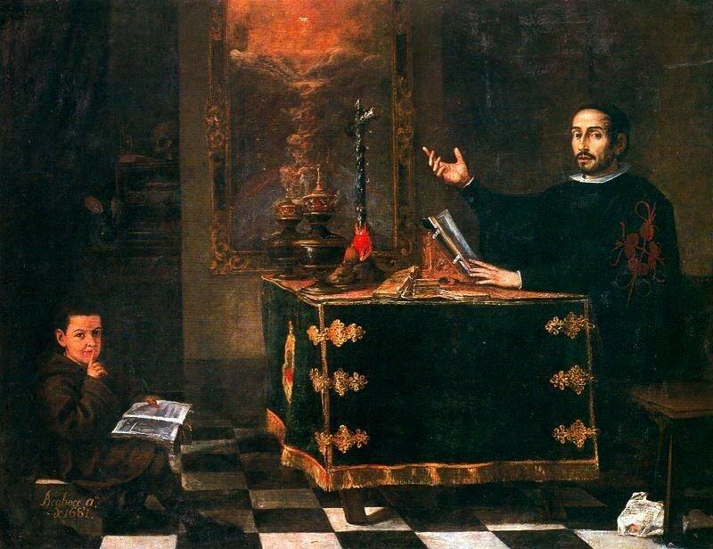 Juan-de-Valdes-Leal-Don-Miguel-de-Ma-ara-leyendo-la-Regla-de-la-Santa-Caridad.JPG