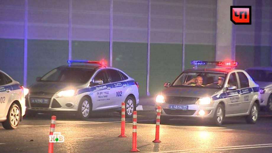 Столичная полиция проверяет информацию о минировании одного из телеканалов