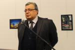 Анлрей Карлов, посол России в Турции, перед убийством, Ecenur Colak, Anadolu Agency.png