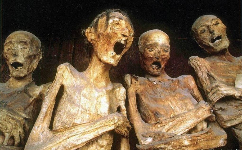 мумиии гуанахуато
