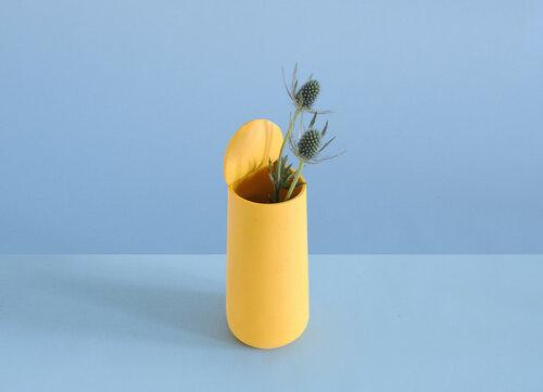 Оригинальные вазы - урожай фруктов и овощей