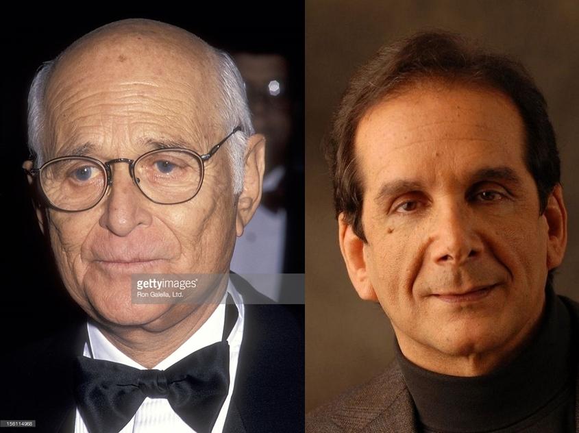 Norman Lear - Charles Krautha