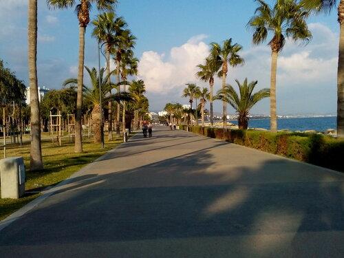 Кипр-первый опыт (февральские прогулки)