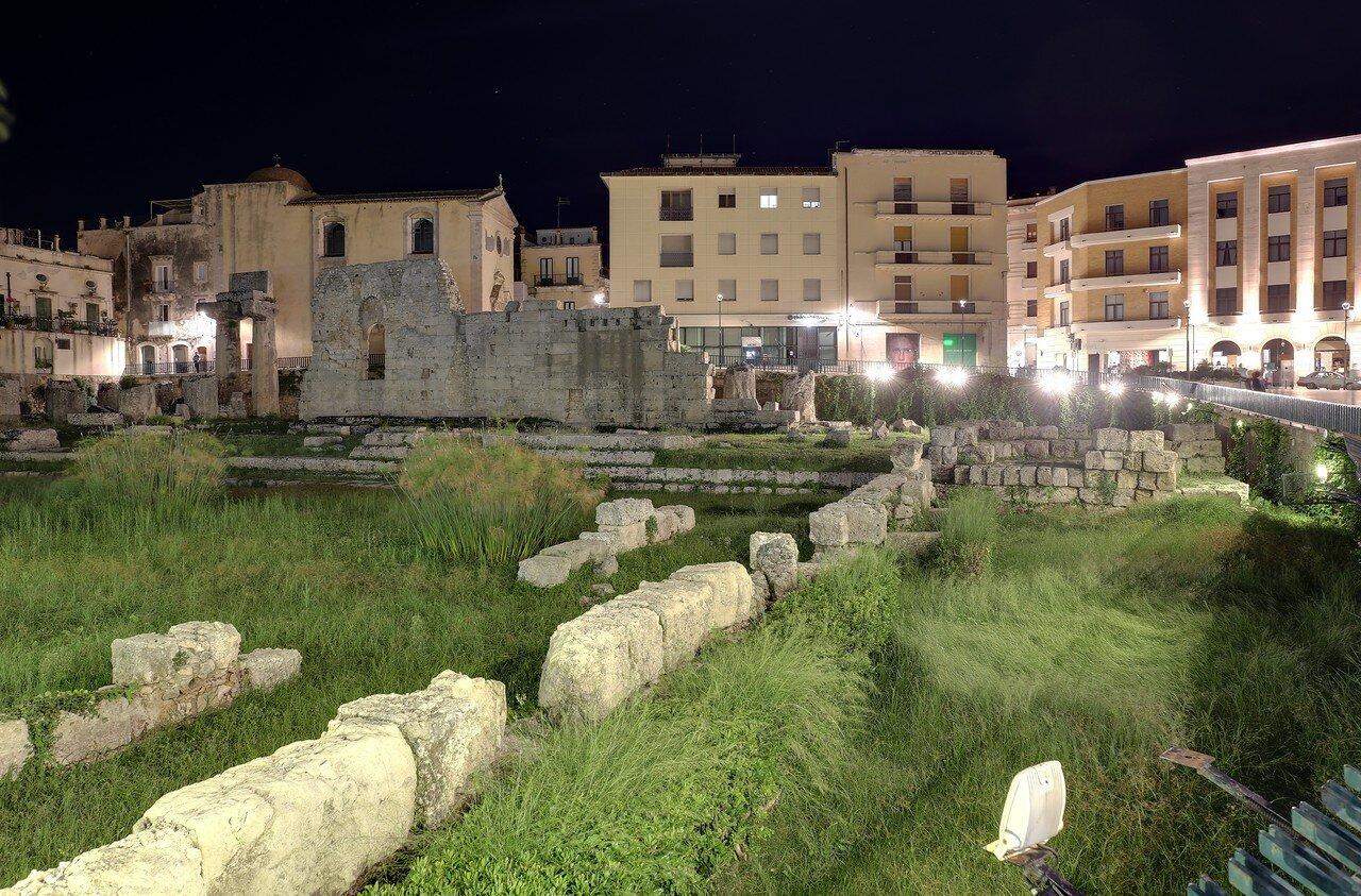 Night Siracusa