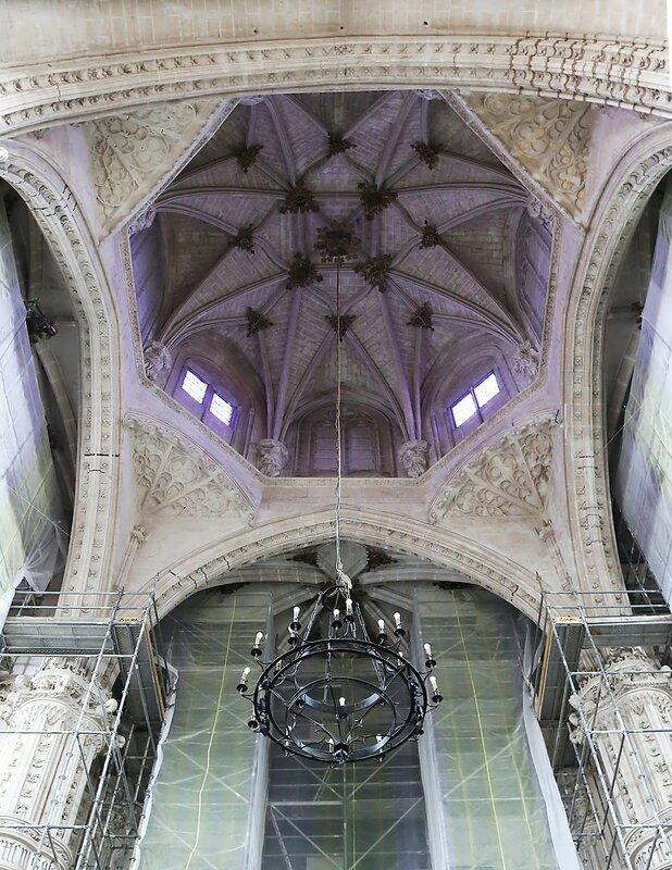 Monasterio San Juan de los Reyes interior, Toledo