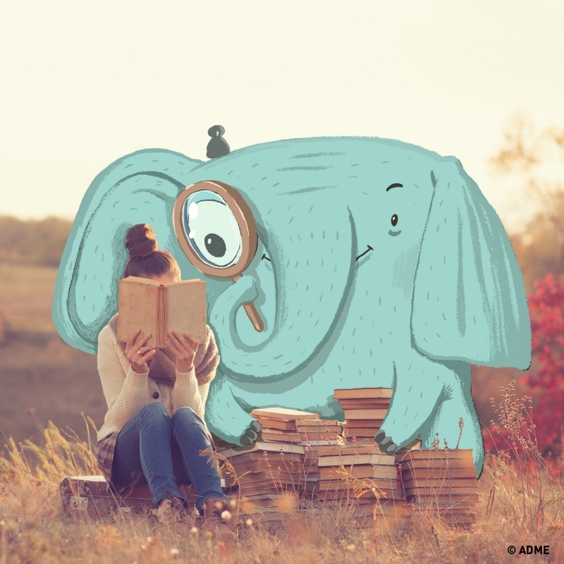 Иллюстратор Леонид Хан  «Силен как бык»— нуакакже, это про меня!