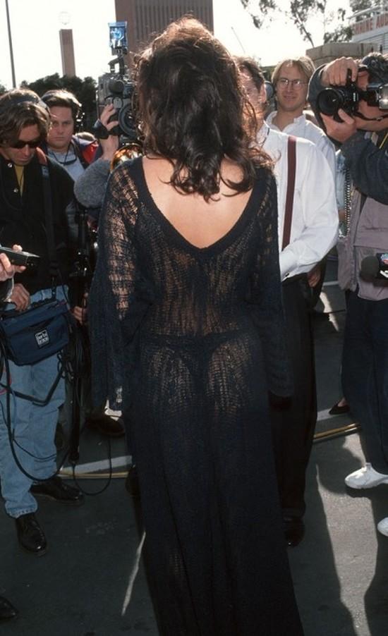 10. Селин Дион на премии «Грэмми», 1993 год
