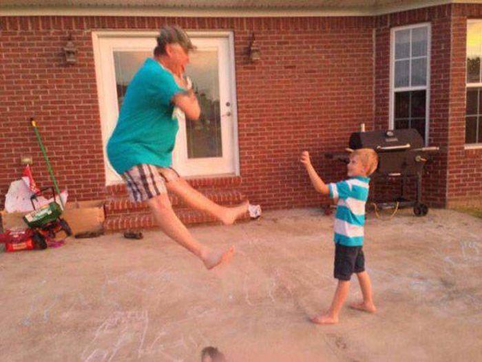 Родители, которые знают толк в воспитании детей